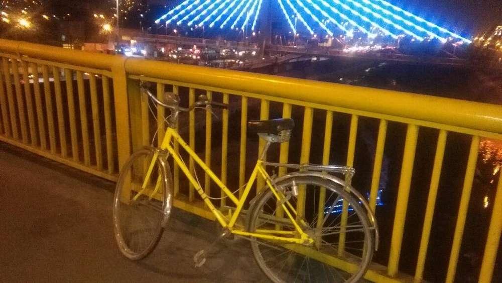 Antigua Bicicleta Inglesa Operativa
