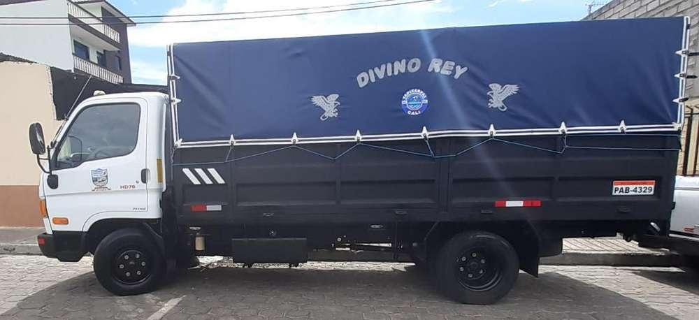 Camion para Viajes 120 Qq