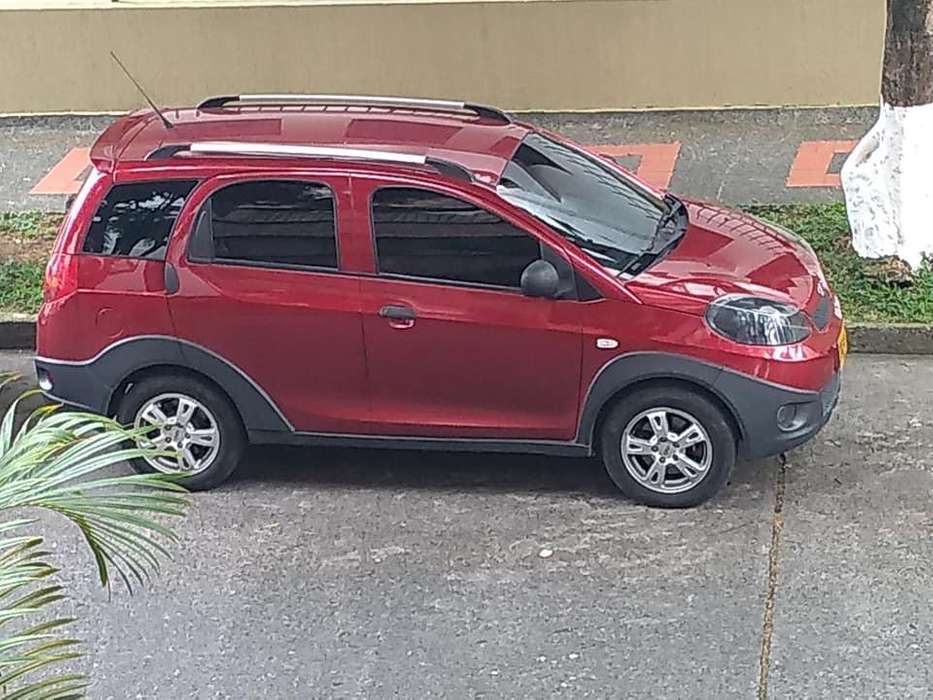 <strong>chery</strong> Xcross 2013 - 72000 km