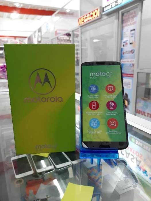Vendo Celular Moto 6 Play
