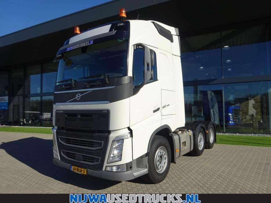 Volvo FH 460 ADR - To be Imported