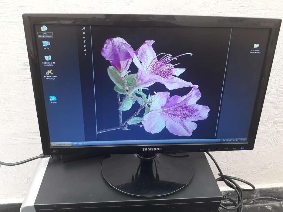 <strong>monitor</strong> Samsung Led 19