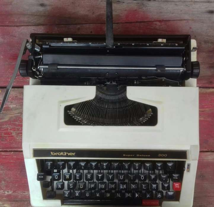 Venpermuto Maquina antigua de escritor