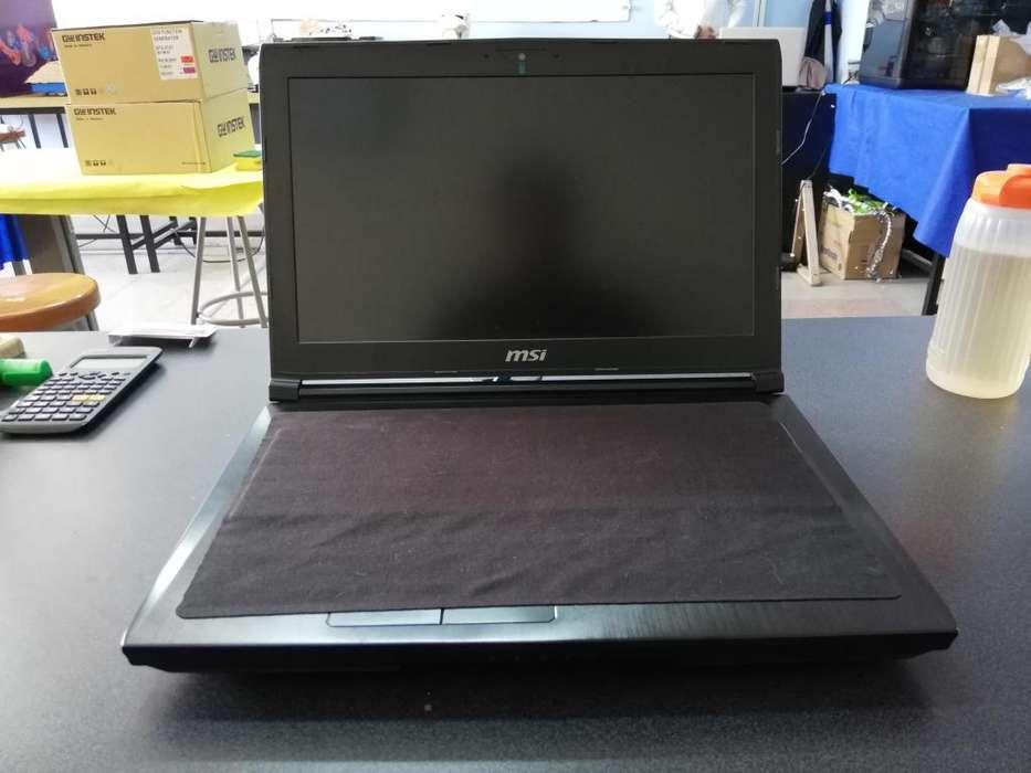 Gaming Laptop MSI GT62VR 15.9''