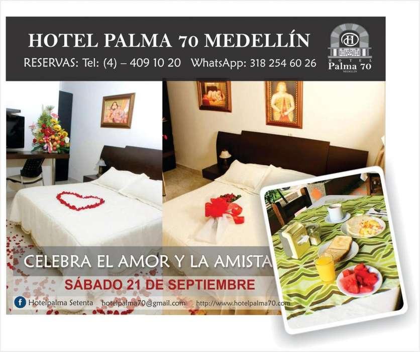 HOTEL PALMA 70 MEDELLIN