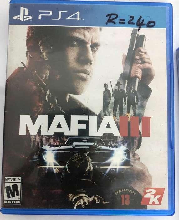 Mafia Ill Ps4