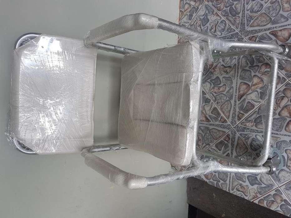 Silla de Baño con inodoro