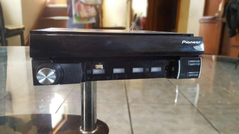 Pioneer Avhx6550 Dvd