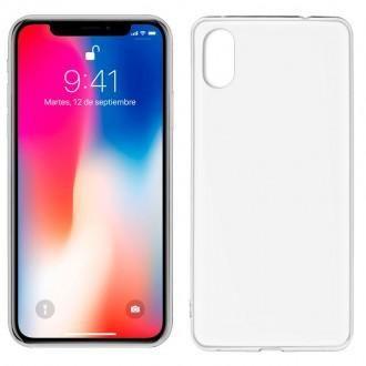 eae88483506 Estuche Forro Protector Silicona Transparente Antigolpe Iphone X - Medellín