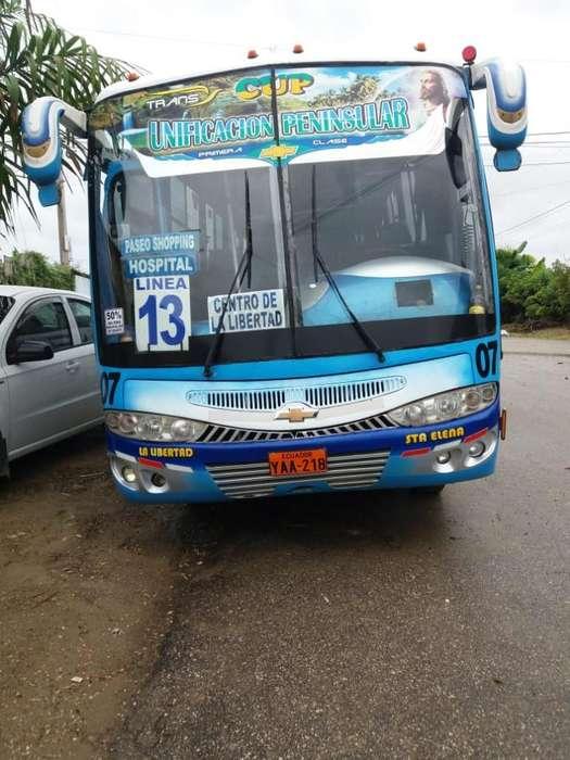 Vendo Bus Intracantonal con Cupo O sin C