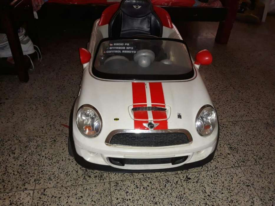 Vendo Carro Minni Couper