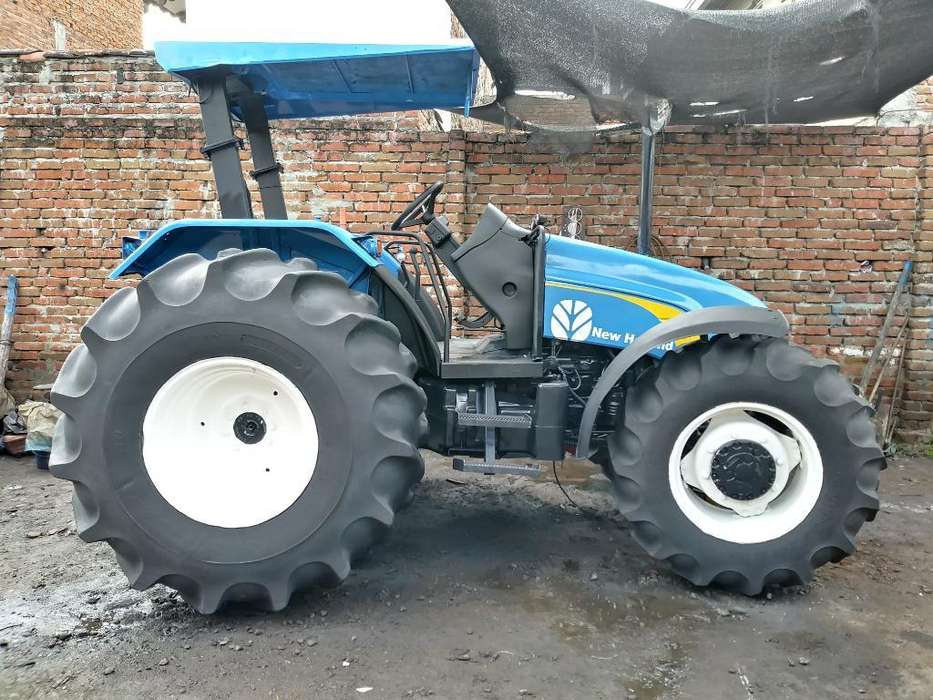 Tractor New Hollad Tl100