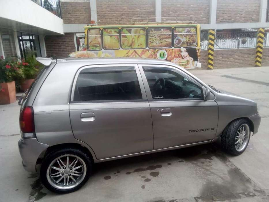 Chevrolet Alto 2002 - 142000 km