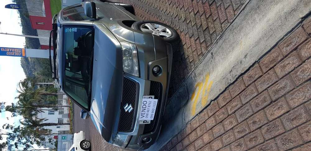 Suzuki Grand Vitara SZ 2009 - 153860 km