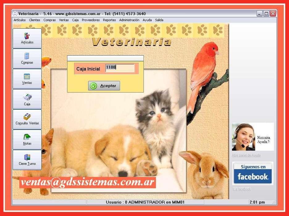 • Programa de gestión comercial para PETSHOP • software GDS Sistemas •