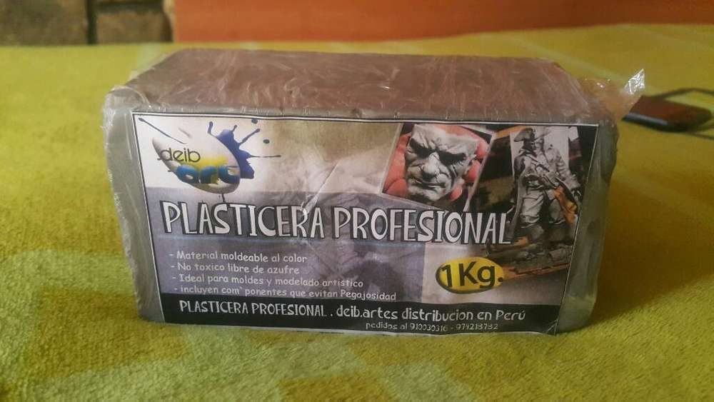 Platicera Profesional. 1 Klo