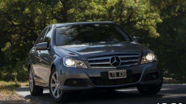 <strong>mercedes-benz</strong> Clase C 2012 - 92500 km