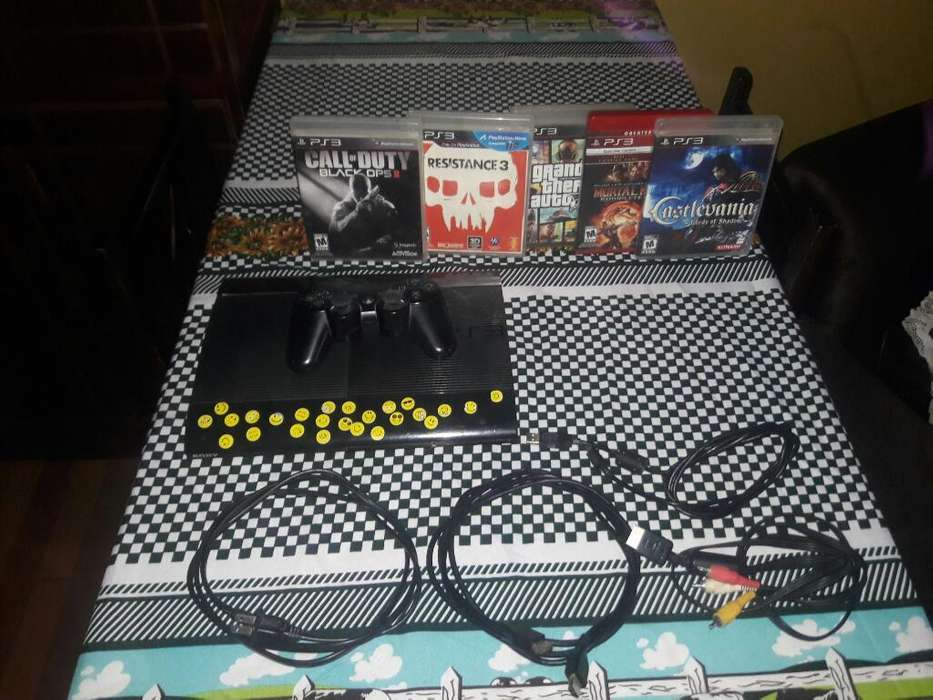Se Vende O Se Intercambia Ps3 en Toas