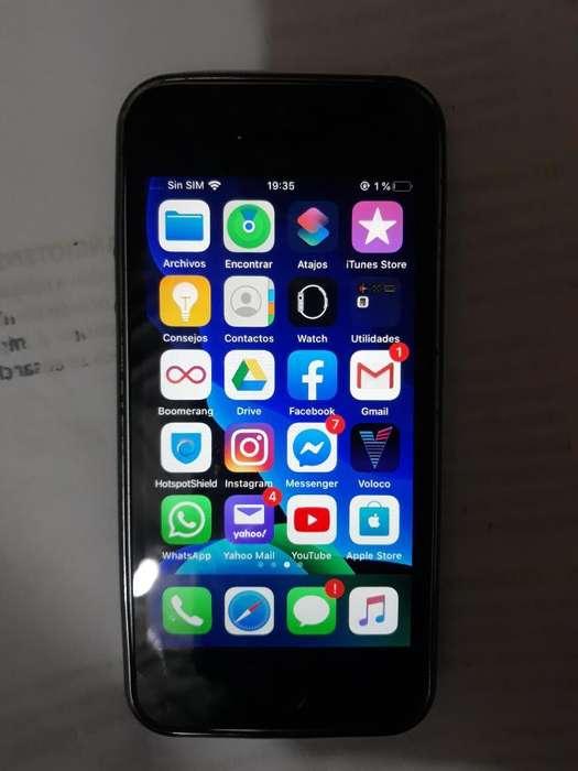Vendo iPhone Se de 128gb