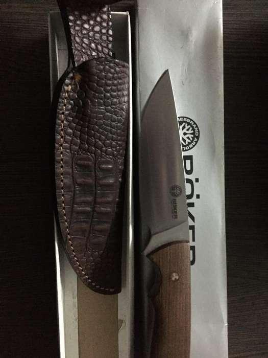 Vendo Cuchillo Boker 303G