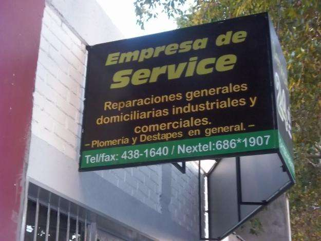 EMPRESA DE SERVICE 24 HS 154541703 URGENCIAS