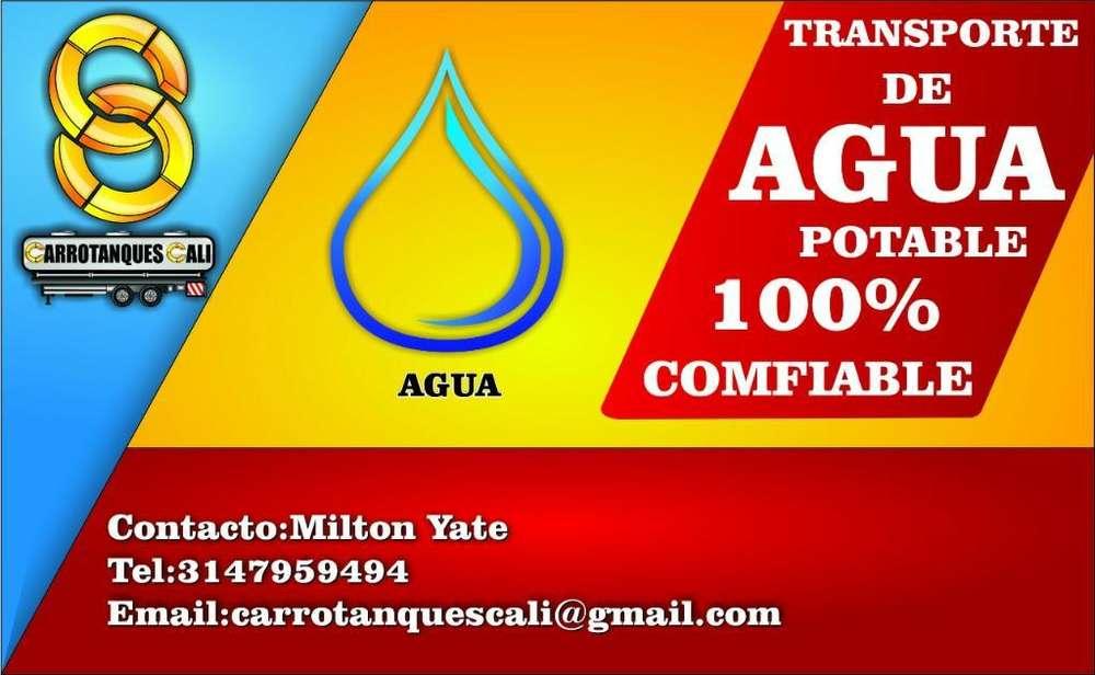 Agua Potable Y Acpm.