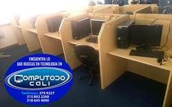 montaje Sala de Computo con Garantía