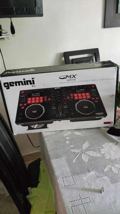 Controladora Gemini Gmx Drive