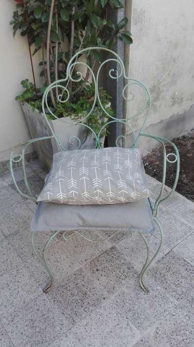 <strong>sillones</strong> DE HIERRO JARDN DISEO VINTAGE