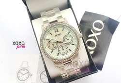 9cf1eb5e34aa Xoxo Relojes Importados Modelos A Escoger Correa transparente - Lima