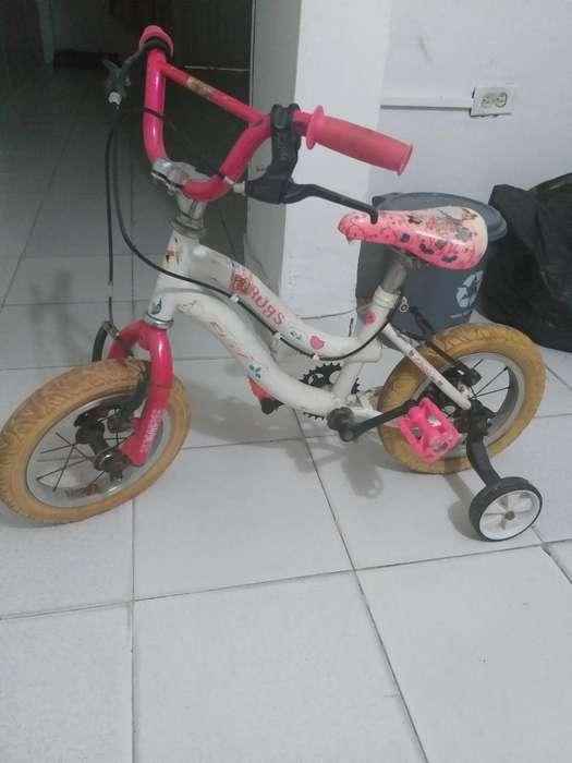 Vendo Bicicleta Niña Arreglo