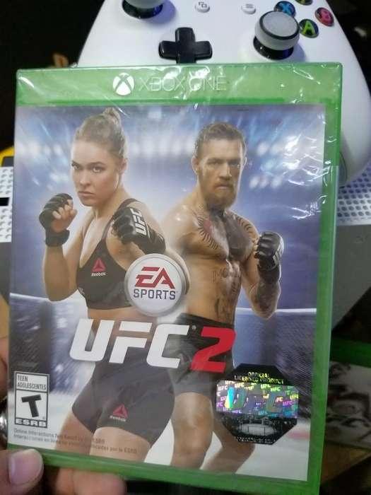 Juego de Xbox One Ufc 2