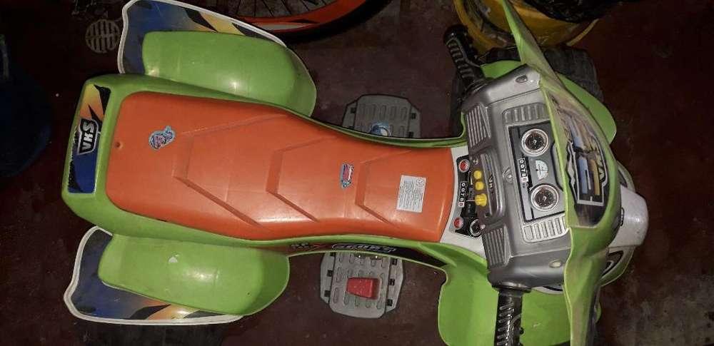 Vendo Moto Electrica para Niño