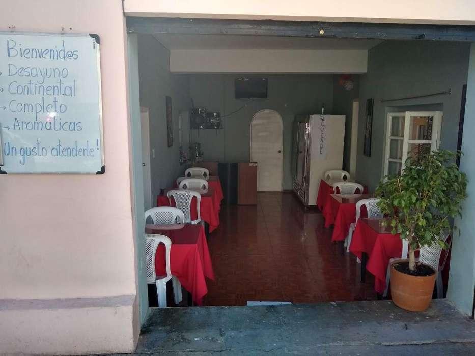 Vendo o Arriendo Restaurante Zona Comercial