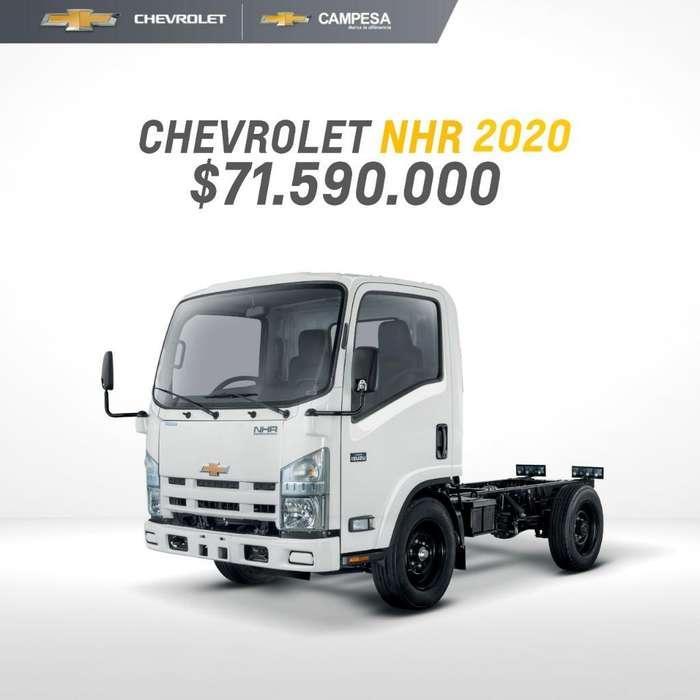 Chevrolet Nhr Modelo 2020 con Frenos Abs