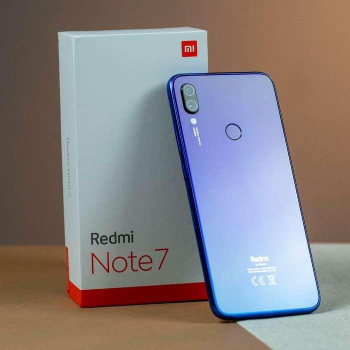 Nuevo Redmi Note 7,solo Permuto