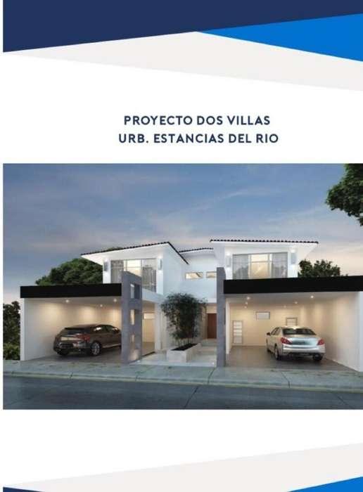 Venta de Casa en la Urb. <strong>estancia</strong>s Del Río, Samborondon, cerca del Village Plaza, Guayaquil