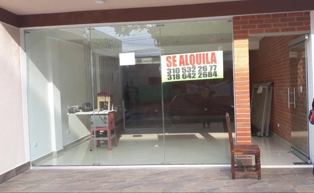 ALQUILO LOCAL EN MELENDEZ