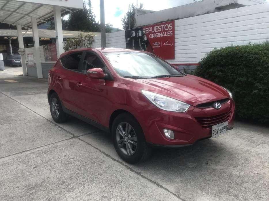 Hyundai Tucson 2012 - 95000 km