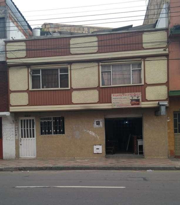 GRAN OPORTUNIDAD VENDO CASA COMERCIAL