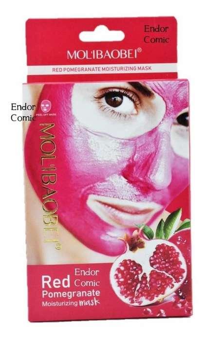 Mascara importada de Granada
