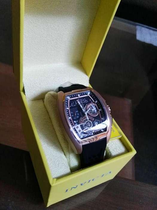 Reloj Invicta S1 Rally modelo 26400 100% Original