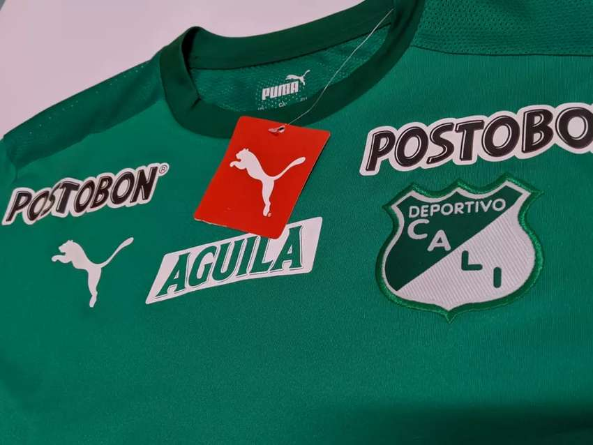 Camiseta Deportivo Cali 2020 Puma Original Futbol 1104813865
