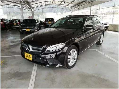 <strong>mercedes-benz</strong> Clase C 2019 - 1600 km