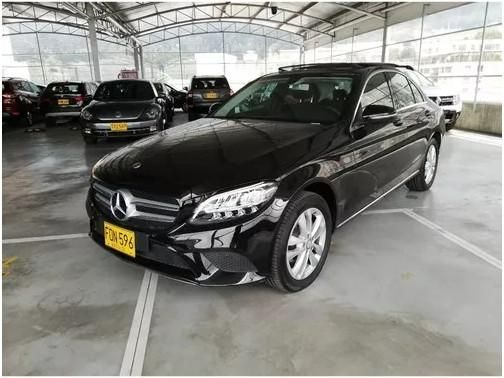 MERCEDES BENZ C180 AVANTGARDE  1.6