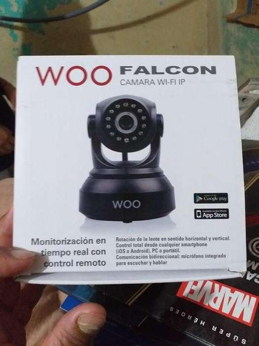 CAMARA WI-FI IP WOO FALCON