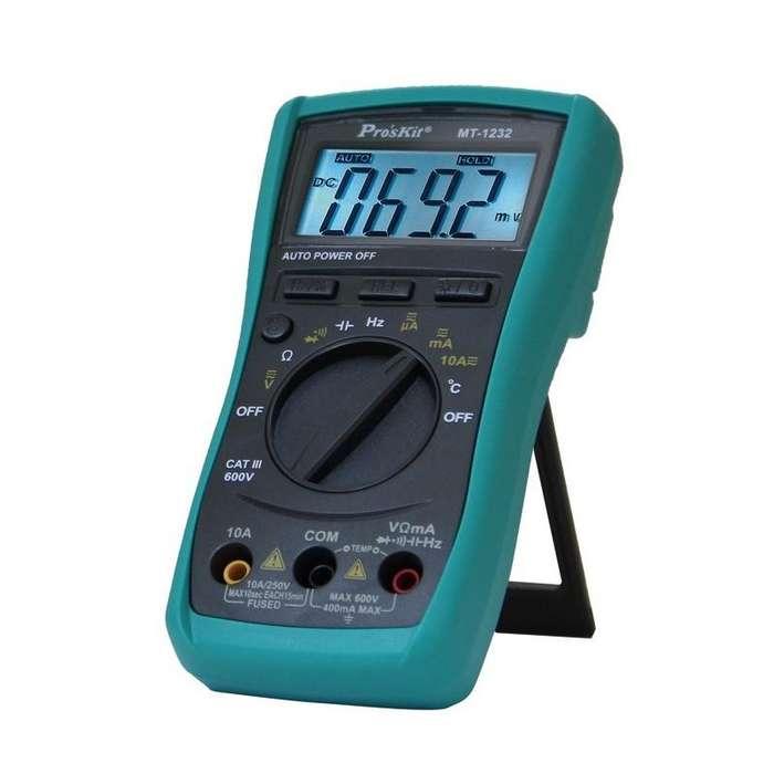 Multimetro Digital Proskit MT1232