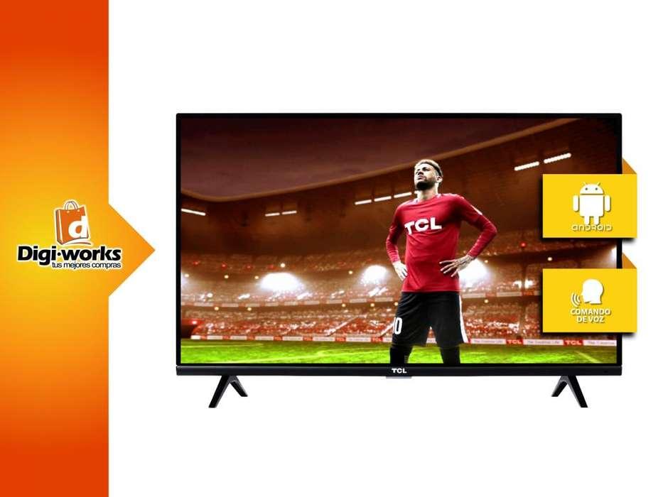 Tcl Smart Tv 32 Android!!!gratis Tp Link Extensor Internet incluido iva