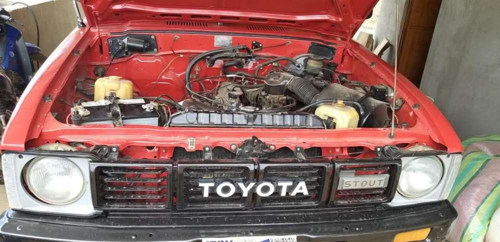Toyota ao 1992 valor 10 000