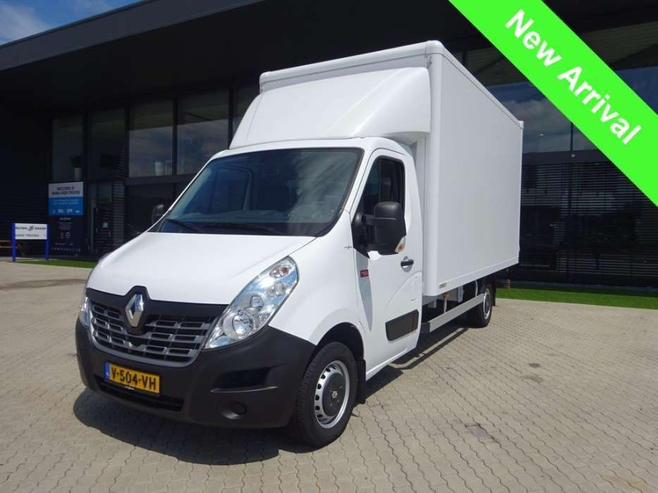 Renault Master T35 170 2.3 dCi Laadklep Camera - To be Imported